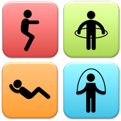 Pedometer & Fitness Tracker icon