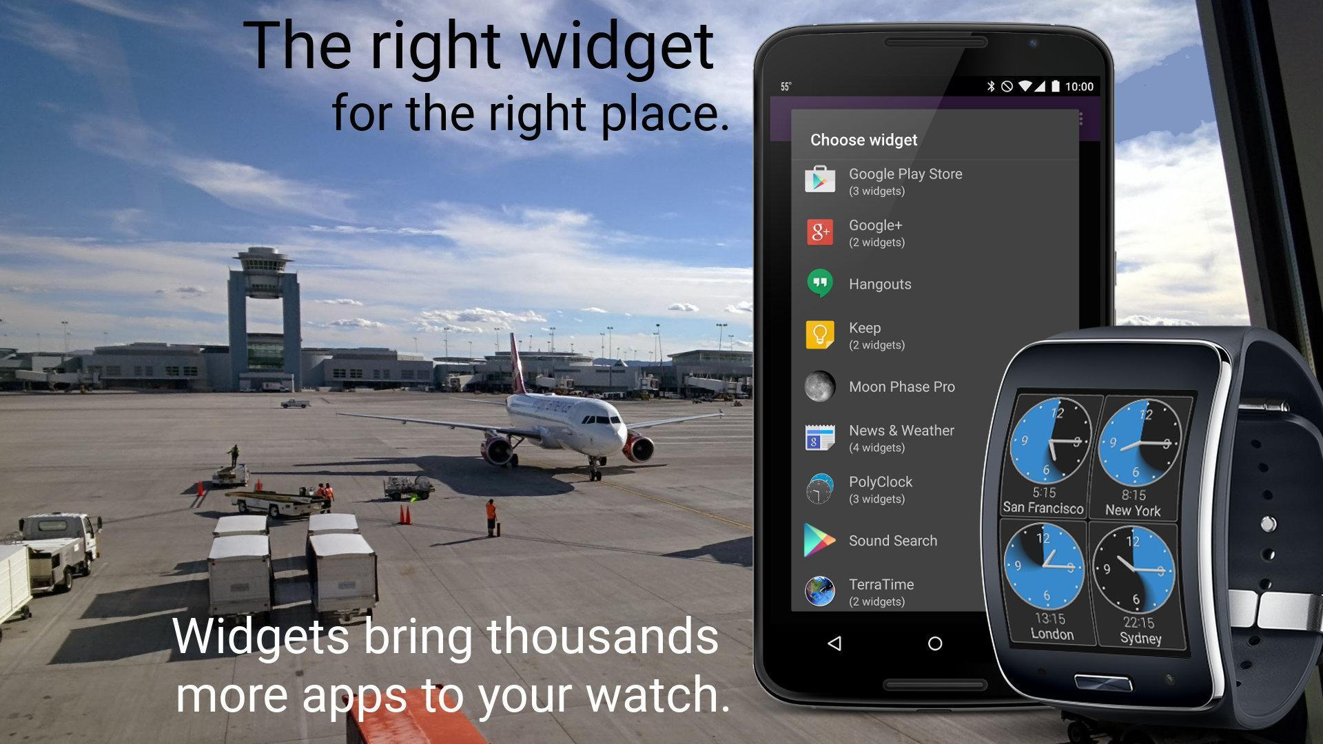 Wearable Widgets for Android - APK Download
