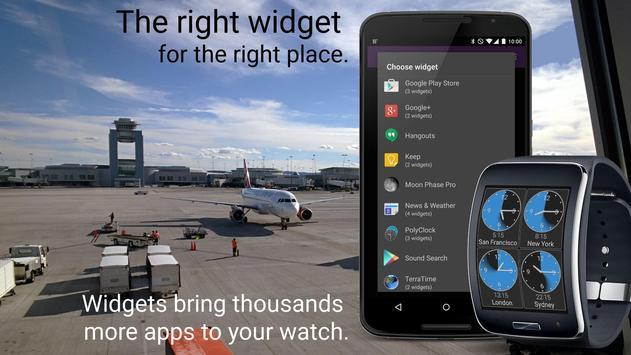 Wearable Widgets screenshot 1