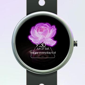 Breath Easy Watch Face poster
