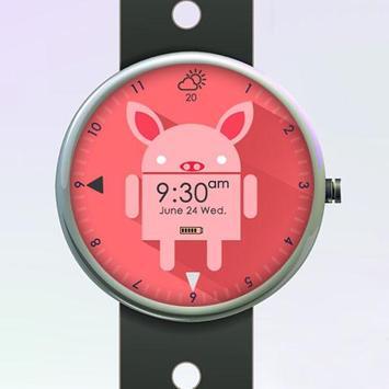 ChineseZodiac Watch Face screenshot 2