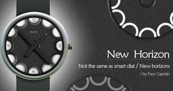 Horizon Watch Face apk screenshot