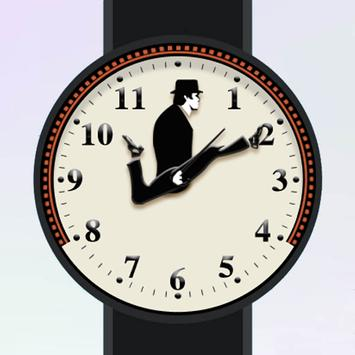 Mr Watch Face poster
