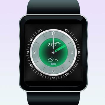 Multicolor Watch Face screenshot 2