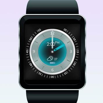 Multicolor Watch Face screenshot 3