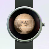Pluto Watch Face icon