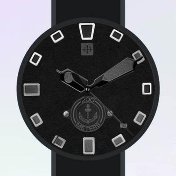 Sailor Watch Face poster