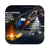 Helicopter Chase Enemy Attack 2017 icon