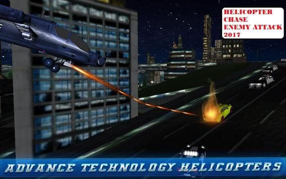 Helicopter Chase Enemy Attack 2017 poster