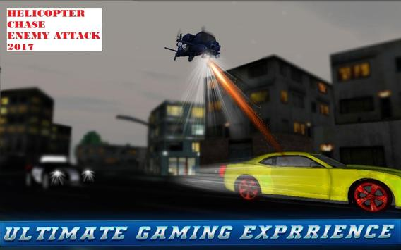 Helicopter Chase Enemy Attack 2017 screenshot 12