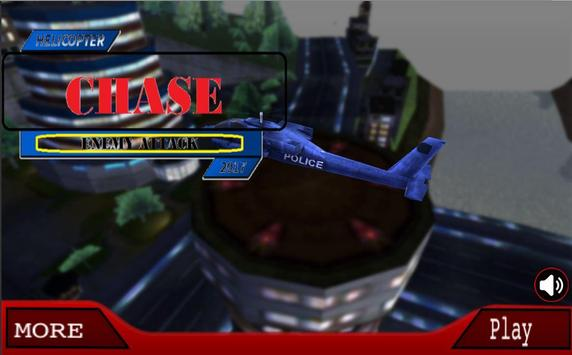 Helicopter Chase Enemy Attack 2017 screenshot 13
