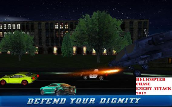 Helicopter Chase Enemy Attack 2017 screenshot 3