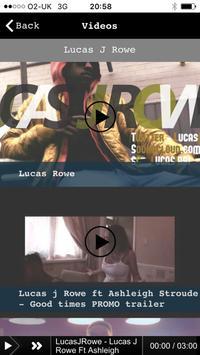 Lucas J rowe apk screenshot