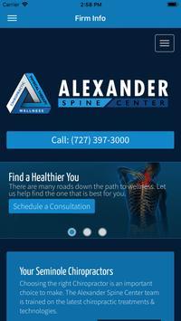 Alexander Spine screenshot 2
