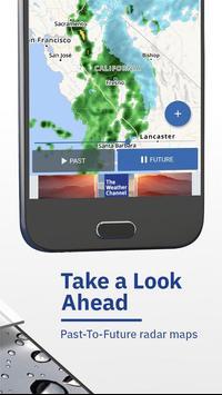 The Weather Channel: Live Forecast & Radar Maps apk screenshot