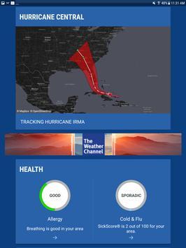 Weather: Forecast & Radar Maps apk screenshot