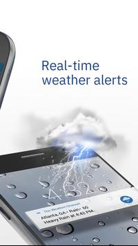 The Weather Channel: Rain Forecast & Storm Alerts apk screenshot
