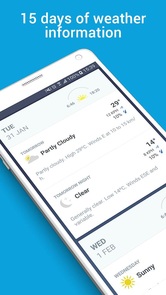 The Weather Channel App for Android - APK Download