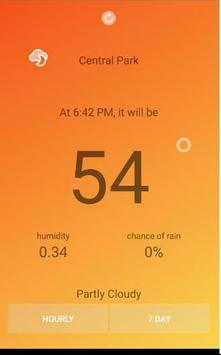 Dylan's Weather App poster