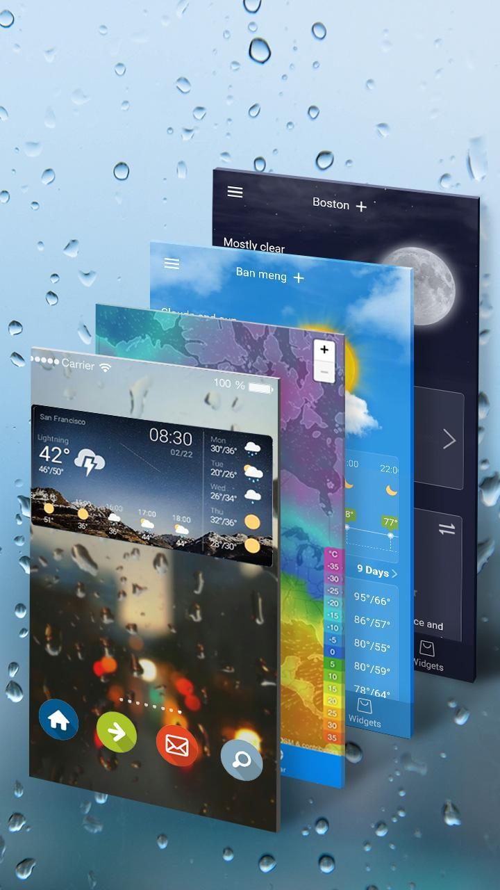 Today Weather Report App for Android - APK Download