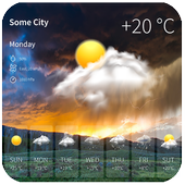 weather 7 days icon