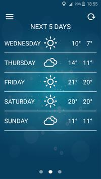 Weather USA apk screenshot