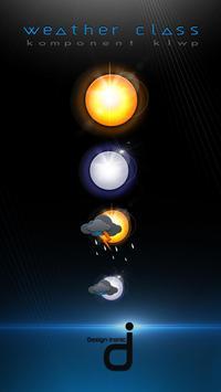 Komponent Weather Class screenshot 1