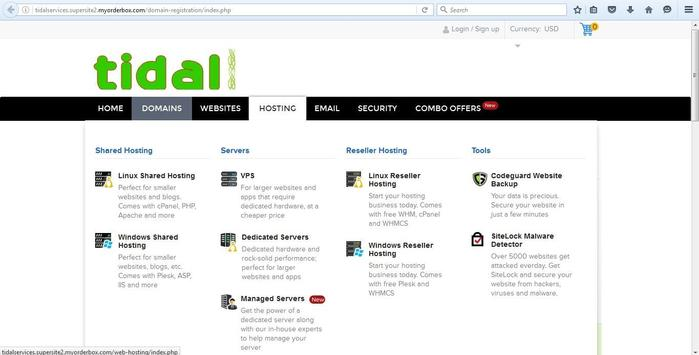 Tidal Software solutions. apk screenshot