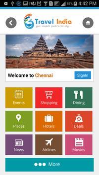 Travel Chennai poster