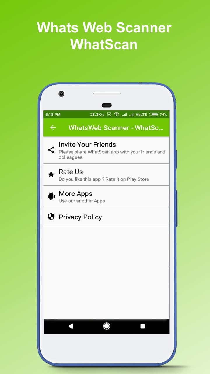 Whats Web Scanner – Whatscan for Android - APK Download