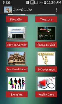 Jhansi Guide screenshot 2