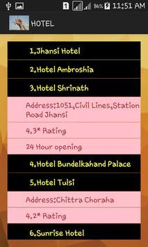 Jhansi Guide screenshot 5
