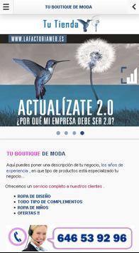 Actualizate 2.0(lafactoriaweb) screenshot 3