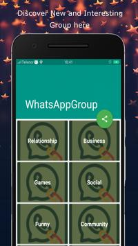 Groups Link For WhatsApp - Globally apk screenshot