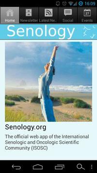 Senology poster