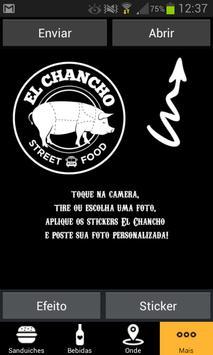 El Chancho Food Truck apk screenshot