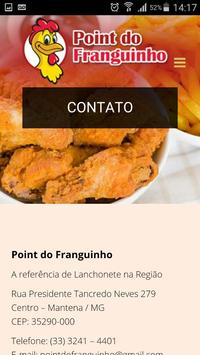 Point do Franguinho apk screenshot
