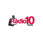 Rádio 10 Online icon