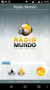 Rádio Mundo screenshot 5