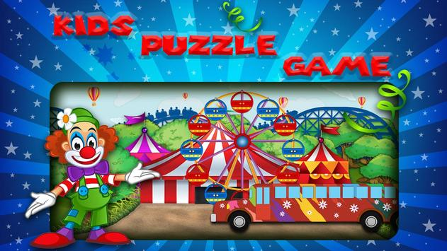ABC PUZZLES GAME FOR KIDS poster