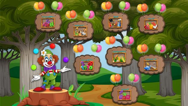 ABC PUZZLES GAME FOR KIDS screenshot 1