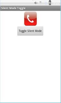 Cool Silent App apk screenshot