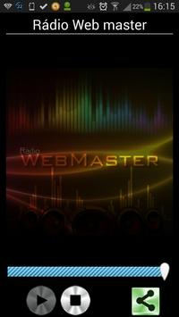 Radio Web Master screenshot 1