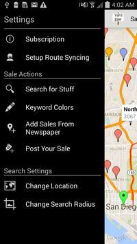Yard Sale Treasure Map apk screenshot