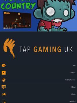 Tap Gaming - Video Game Chat apk screenshot
