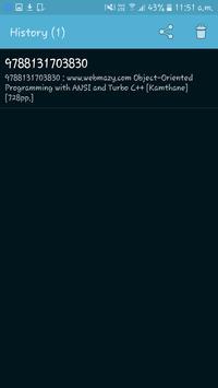 QRBarcode Reader screenshot 5