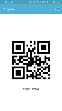 QRBarcode Reader screenshot 3