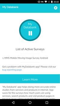 My Databank screenshot 3