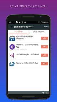 Pockiecash-Paytm,Paypal Cash apk screenshot