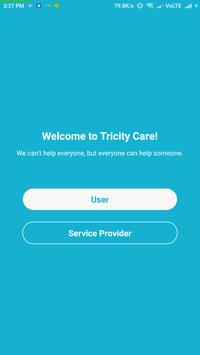 Tricity Care poster